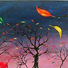 Falling by Jeremy McAnally