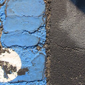 Blue Asphalt 14 by BurningCity