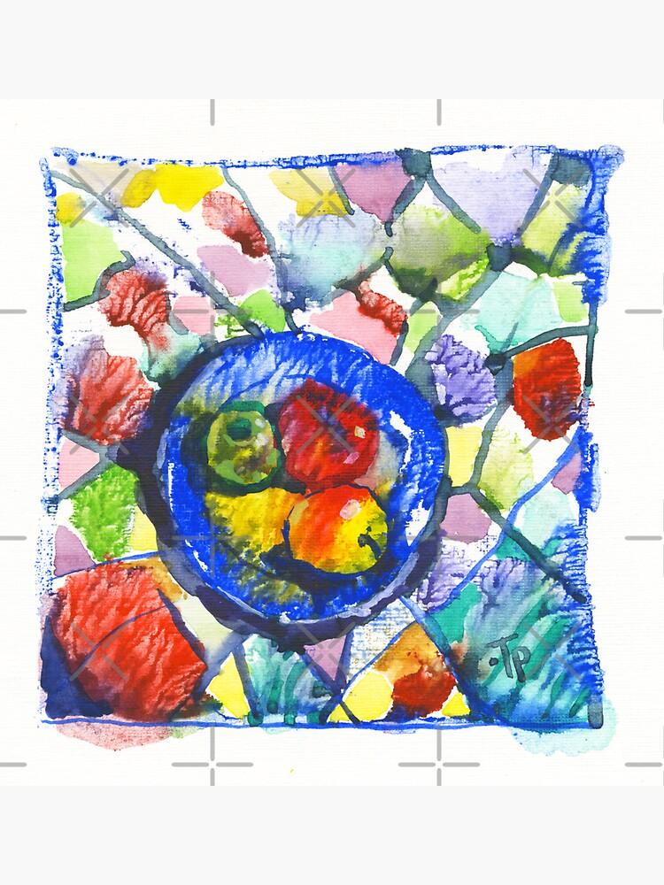 Apples. Watercolor. by rusanovska