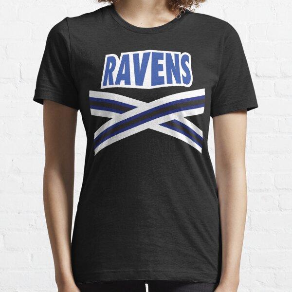 Uniforme de pom-pom girl des Ravens de Tree Hill (One Tree Hill) T-shirt essentiel