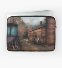 Train - The Train Yard Laptop Sleeve