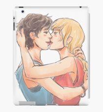 Modern Femmerthur Kiss iPad Case/Skin