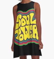 Soul music A-Line Dress