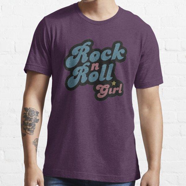 Darla Rock n Roll Girl Essential T-Shirt