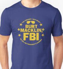 946659a75 Burt Macklin, FBI Slim Fit T-Shirt