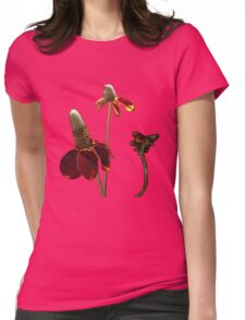 Rudbeckia Womens Fitted T-Shirt