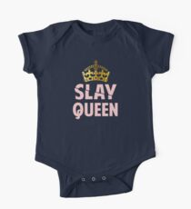 Slay Queen One Piece - Short Sleeve