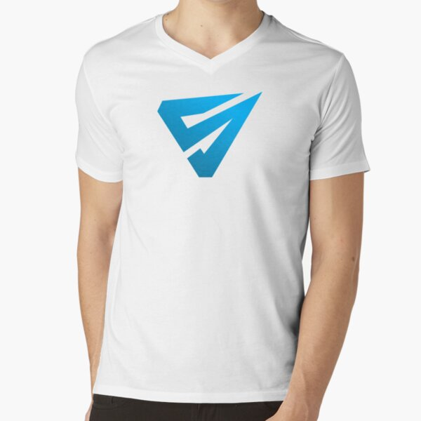DeployStarship V-Neck T-Shirt