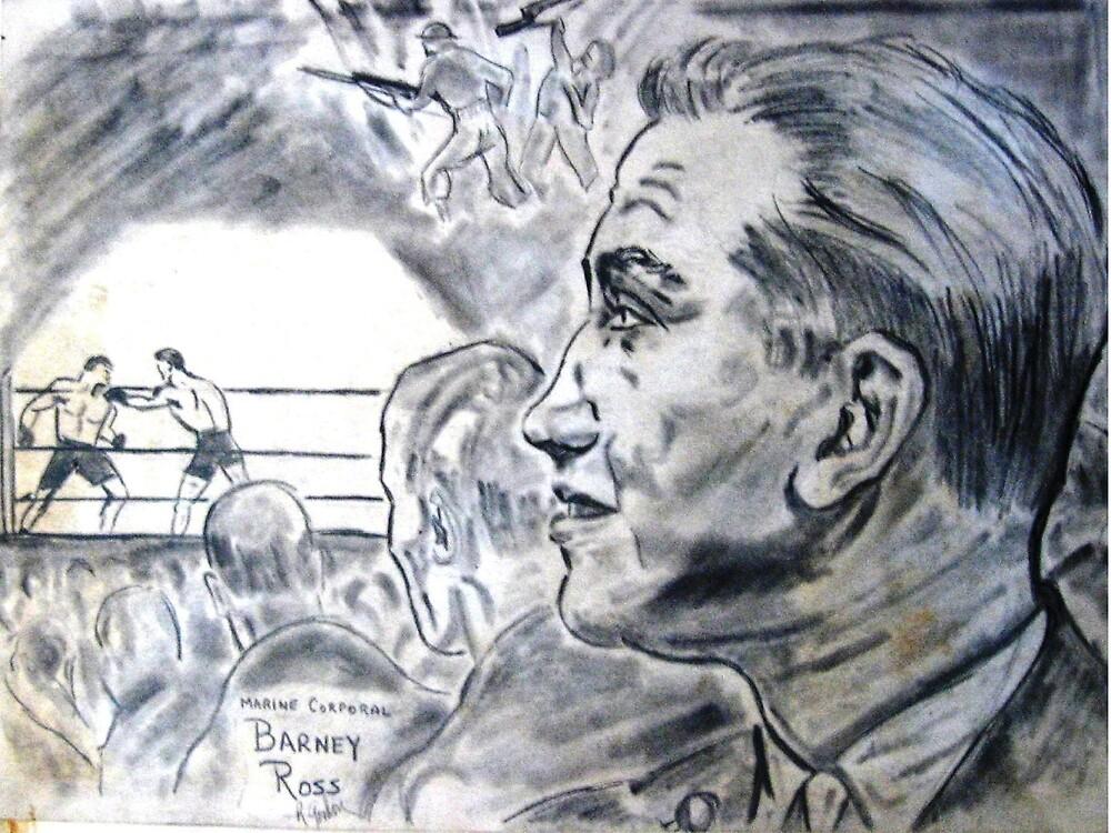 Barney Ross.....1st draft by WhiteDove Studio kj gordon