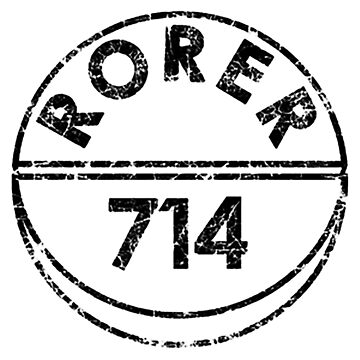 RORER 714 by thatstickerguy