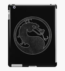 °GEEK° Mortal Kombat B&W Logo iPad Case/Skin
