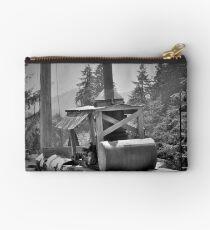 Mule, Camp 18, Oregon Studio Pouch