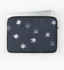 Stamped Star Laptop Sleeve