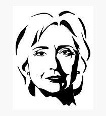 Hillary Photographic Print