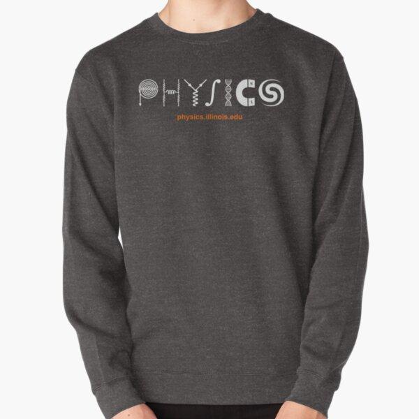 Mayor orgullo de la física Sudadera sin capucha