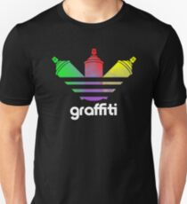 Graffiti Spray Can Art T-Shirt