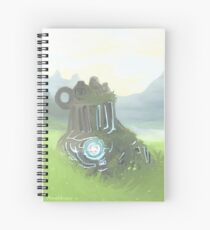 Guardian in the Wild Spiral Notebook