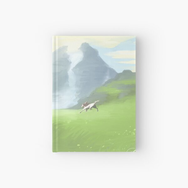 Guardian in the Wild Hardcover Journal