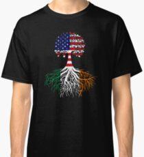 Family Tree - Irish Roots Classic T-Shirt