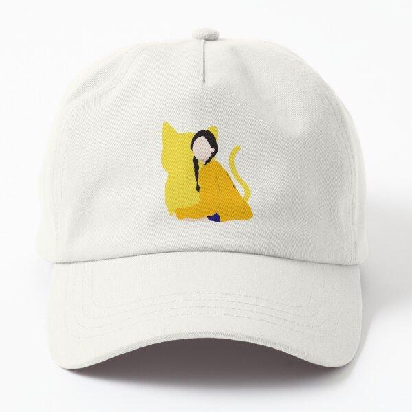 LOONA HyunJin cat - LOONA x Animals collection Dad Hat