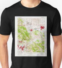 USGS TOPO Map California CA Livermore 298029 1961 62500 geo T-Shirt