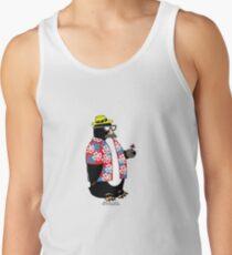 Party Penguin Tank Top