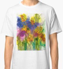 Beautiful Irises Classic T-Shirt