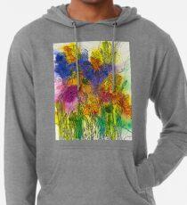 Beautiful Irises Lightweight Hoodie