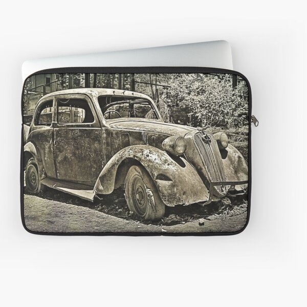 Vintage Moments Laptop Sleeve