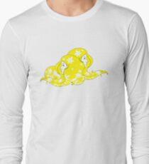 Identical Twins - Yellow Long Sleeve T-Shirt
