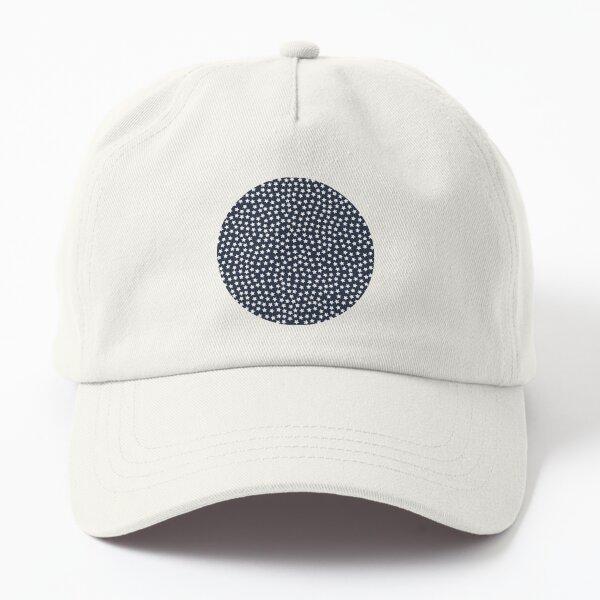 Full of Stars Navy blue Dad Hat