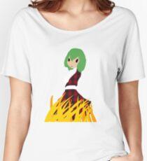 Touhou Project : Yuuka Kazami Women's Relaxed Fit T-Shirt