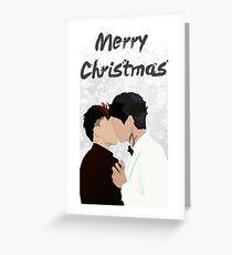 Malec Christmas Greeting Card