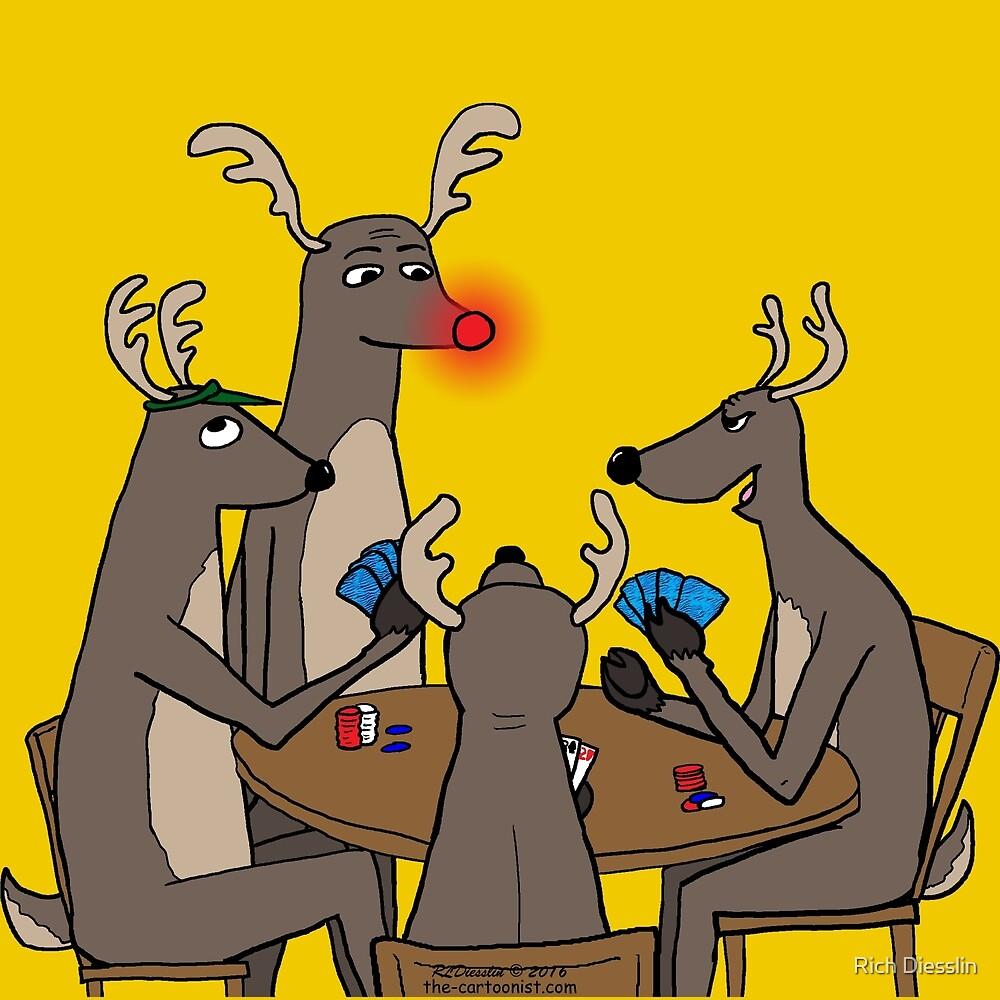 Reindeer Games by Rich Diesslin