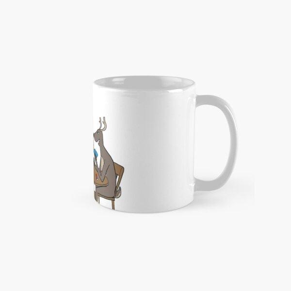 Reindeer Games Classic Mug