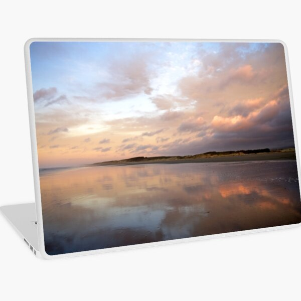 Moving Toward Serenity Laptop Skin