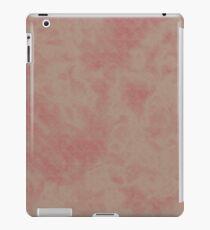 Warm Taupe Dusty Cedar Marble iPad Case/Skin