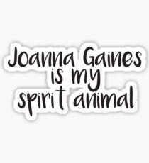 Fixer Upper Spirit Animal Sticker