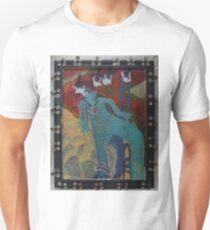 Allmarine - Abstract Unisex T-Shirt