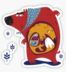 Matryoshka Sticker