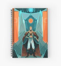 THE EMPEROR Spiral Notebook
