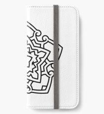Original hand-drawn designers edition. Original art iPhone Wallet/Case/Skin