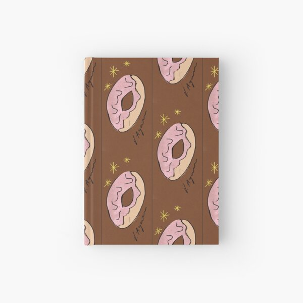 Donuts Hardcover Journal