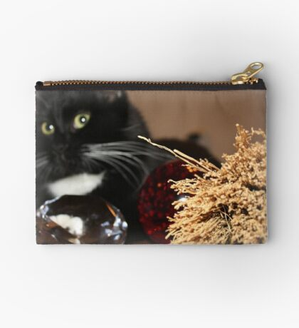 Witchy Kitty Studio Pouch