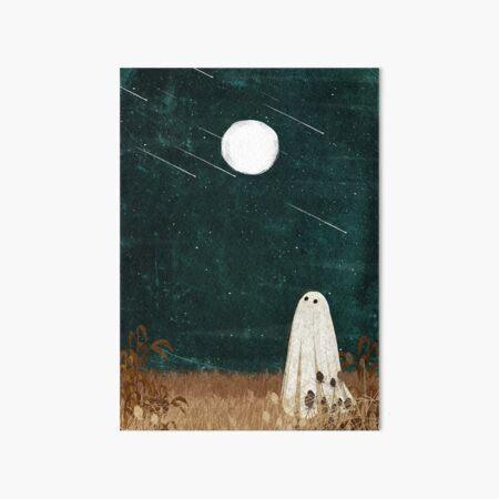 Meteor Shower Art Board Print