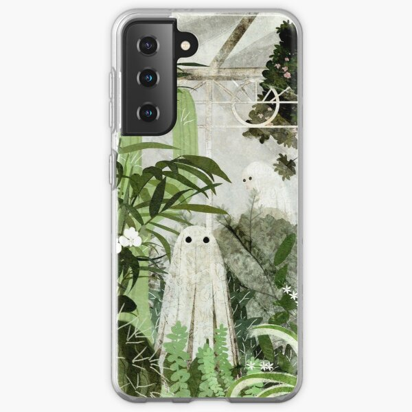 There's A Ghost in the Greenhouse Again Samsung Galaxy Soft Case