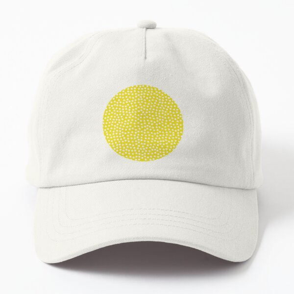 Full of Stars yellow Dad Hat