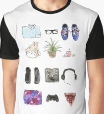 Dan & Phil Aesthetics Graphic T-Shirt
