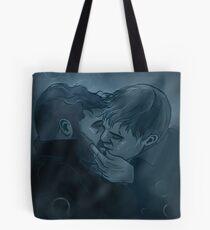 Underwater Kiss  Tote Bag