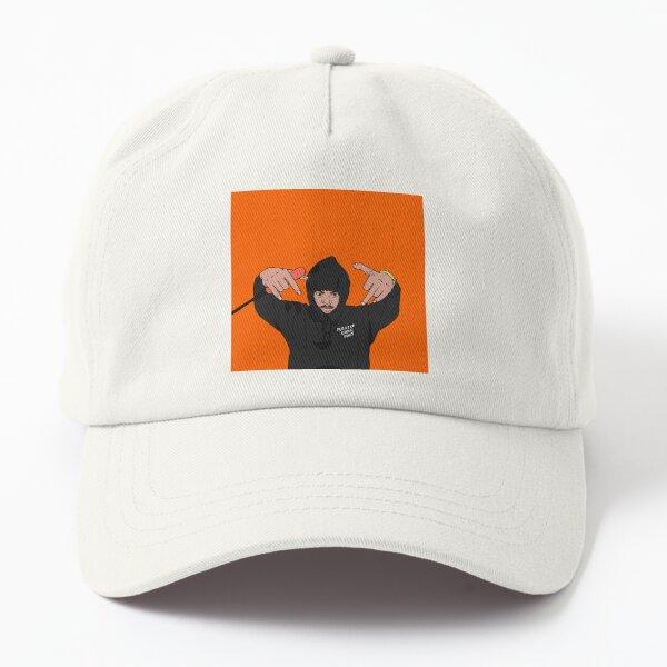 Teriyaki Papi - Orange (tpbaby2000) Dad Hat